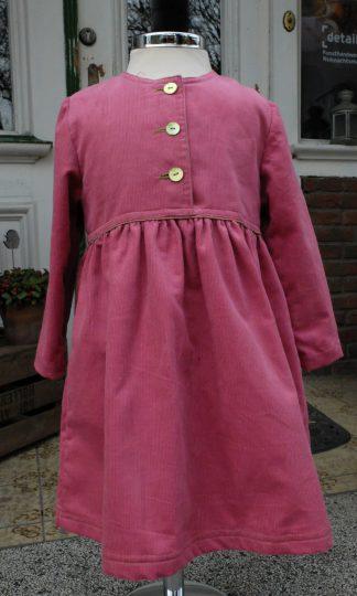 Kinderkleid aus Baumwollcord Elke Penther Design