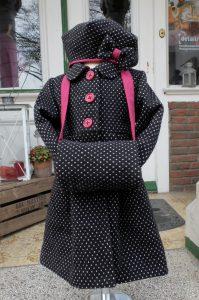 Kindermantel aus Wolle Elke Penther Design