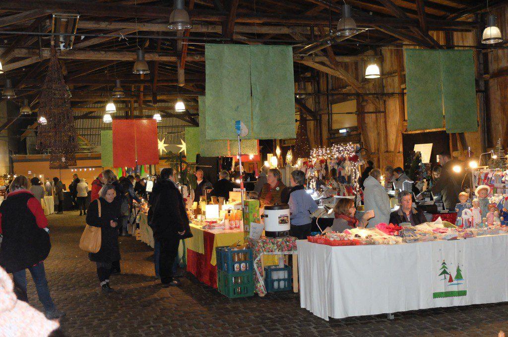 Kunsthandwerkermarkt Lübeck Schuppen 6 2018
